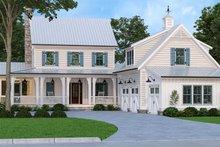 House Design - Farmhouse Exterior - Front Elevation Plan #927-1021