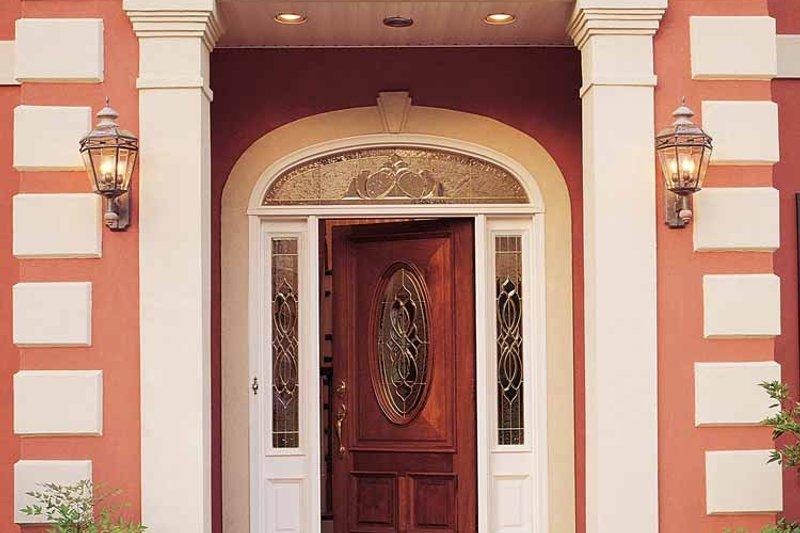 Classical Exterior - Front Elevation Plan #37-235 - Houseplans.com