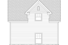 Architectural House Design - Craftsman Exterior - Other Elevation Plan #1029-65