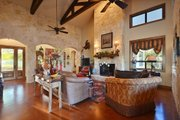 Ranch Style House Plan - 3 Beds 2.5 Baths 2693 Sq/Ft Plan #140-149
