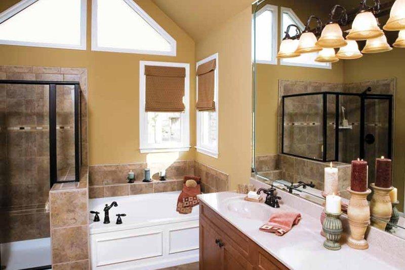 Country Interior - Bathroom Plan #927-164 - Houseplans.com