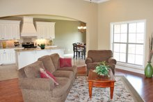 Home Plan - European Interior - Family Room Plan #430-72