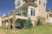 Traditional Style House Plan - 3 Beds 3.5 Baths 3098 Sq/Ft Plan #928-95 Exterior - Other Elevation