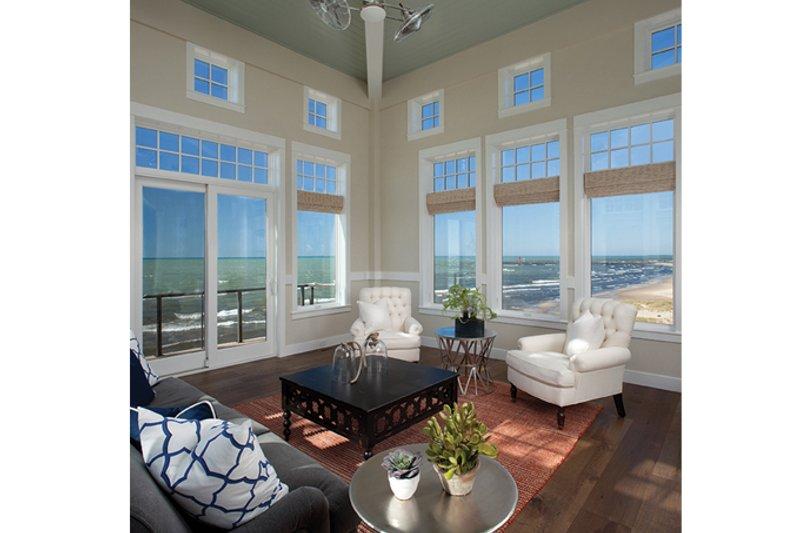 Contemporary Interior - Family Room Plan #928-249 - Houseplans.com