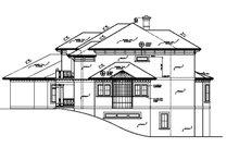 Mediterranean Floor Plan - Other Floor Plan Plan #453-321