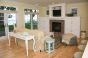 Bungalow Style House Plan - 3 Beds 2 Baths 1943 Sq/Ft Plan #928-191 Interior - Family Room