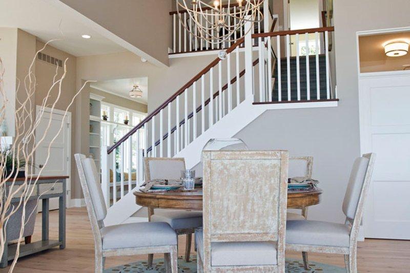 Craftsman Interior - Dining Room Plan #928-268 - Houseplans.com