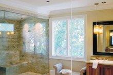 Architectural House Design - Mediterranean Interior - Bathroom Plan #930-283