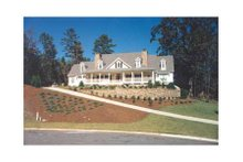 Home Plan - Country Exterior - Other Elevation Plan #429-32
