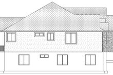 Architectural House Design - Ranch Exterior - Other Elevation Plan #1060-30