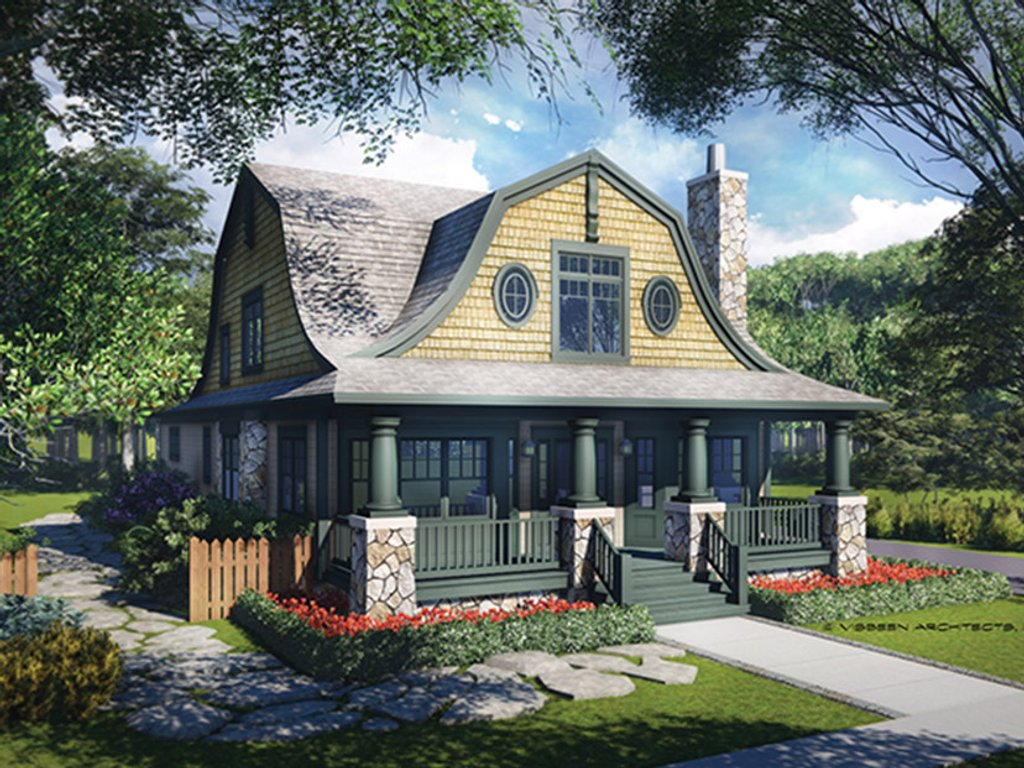 Colonial style house plan 4 beds 3 baths 2685 sq ft plan for Weinmaster house plans