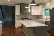 Craftsman Style House Plan - 4 Beds 4 Baths 3290 Sq/Ft Plan #437-64 Interior - Kitchen