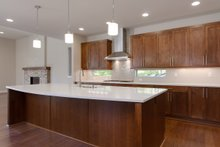 Home Plan - Modern Interior - Kitchen Plan #132-225
