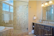 Architectural House Design - Country Interior - Master Bathroom Plan #929-529