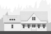Farmhouse Style House Plan - 3 Beds 2.5 Baths 1955 Sq/Ft Plan #461-72