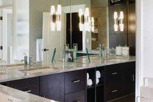 House Plan Design - European Interior - Master Bathroom Plan #928-180