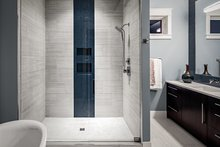 House Design - Contemporary Interior - Master Bathroom Plan #928-287