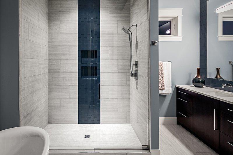 Contemporary Interior - Master Bathroom Plan #928-287 - Houseplans.com