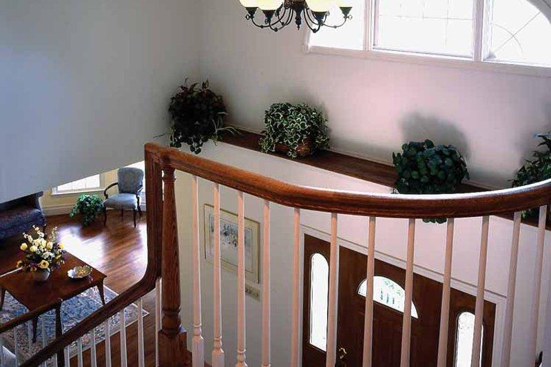 Victorian Interior - Entry Plan #314-188 - Houseplans.com