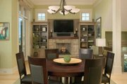 Traditional Style House Plan - 3 Beds 3.5 Baths 3098 Sq/Ft Plan #928-95 Interior - Family Room