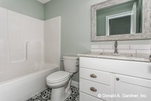Home Plan - Country Interior - Bathroom Plan #929-522