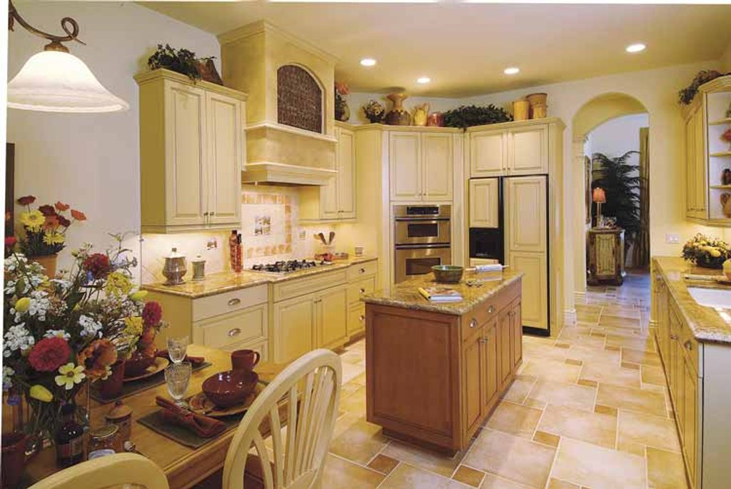design small kitchen pictures ranch style house plan 3 beds 2 5 baths 2555 sq ft plan 6607