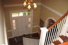 Classical Interior - Entry Plan #137-315