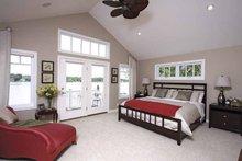 House Plan Design - Traditional Interior - Bedroom Plan #928-44