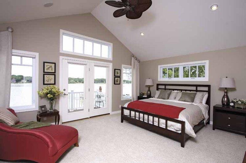 Traditional Interior - Bedroom Plan #928-44 - Houseplans.com
