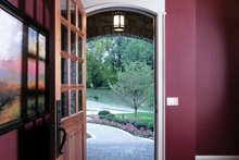 Dream House Plan - Craftsman Interior - Entry Plan #928-32