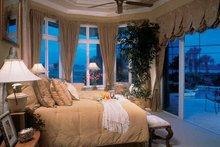 Dream House Plan - Mediterranean Interior - Bedroom Plan #930-187