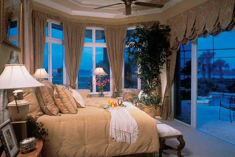 Mediterranean Interior - Bedroom Plan #930-187 - Houseplans.com