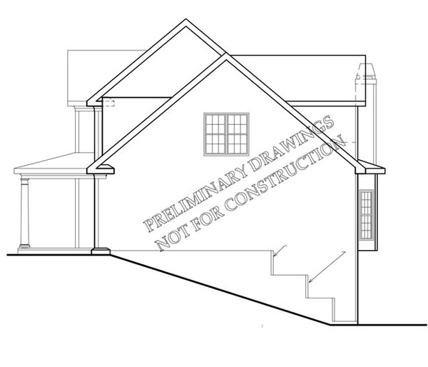 Country Floor Plan - Other Floor Plan Plan #927-817