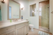 Home Plan - Bath 1 w/ shower modification