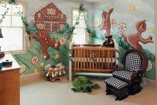 Architectural House Design - European Interior - Bedroom Plan #437-66