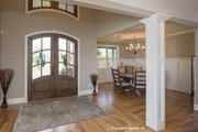 Craftsman Style House Plan - 3 Beds 3.5 Baths 3647 Sq/Ft Plan #929-361 Interior - Entry