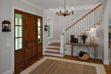 Country Interior - Entry Plan #928-276