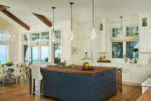 Architectural House Design - Ranch Interior - Kitchen Plan #928-293