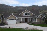 Craftsman Style House Plan - 4 Beds 4 Baths 2815 Sq/Ft Plan #132-211