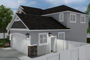 Craftsman Style House Plan - 4 Beds 2.5 Baths 2473 Sq/Ft Plan #1060-57