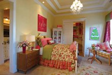 Home Plan - Craftsman Interior - Bedroom Plan #132-353