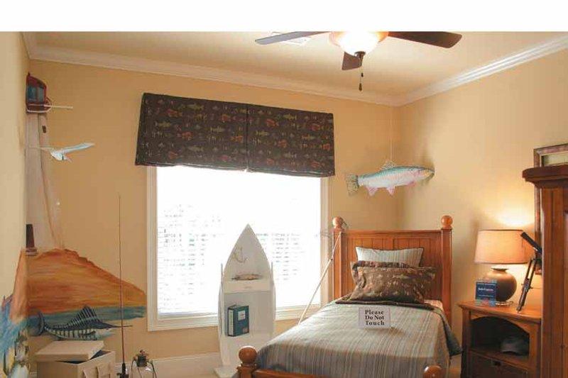 Colonial Interior - Bedroom Plan #927-587 - Houseplans.com