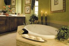 Home Plan Design - Country Interior - Master Bathroom Plan #930-419