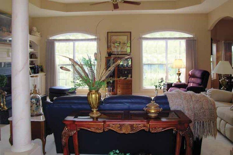 Ranch Interior - Other Plan #456-81 - Houseplans.com
