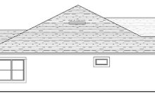 Traditional Exterior - Other Elevation Plan #1058-119