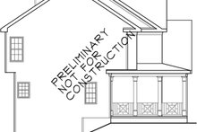 Dream House Plan - Country Exterior - Other Elevation Plan #927-253