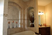 European Style House Plan - 3 Beds 3 Baths 2450 Sq/Ft Plan #534-1 Photo