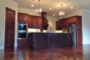 European Style House Plan - 4 Beds 5 Baths 3907 Sq/Ft Plan #437-70 Interior - Kitchen