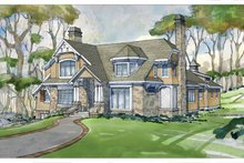 Home Plan - Craftsman Exterior - Front Elevation Plan #928-235