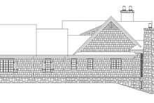 Craftsman Exterior - Other Elevation Plan #929-931